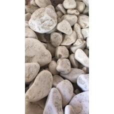 Мраморная крошка галтованная 70-150, медовая