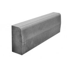 Бордюр дорожный большой 1000*300*150мм (серый)
