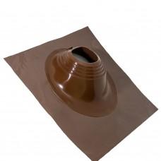 Мастер-флеш угловой №2 силикон, коричневый
