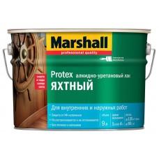 """Лак яхтный """"Marshall Protex Yat"""" глянцевый, 9л"""