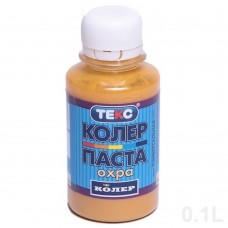 """Универсальный колер """"Тэкс"""", цвет - охра, 100мл"""