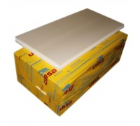 Экструдированный пенополистирол XPS URSA, 1250*600*50мм