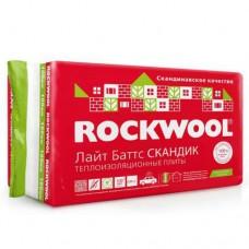 "Утеплитель ""Роквул СКАНДИК"", 800*600*50 мм"