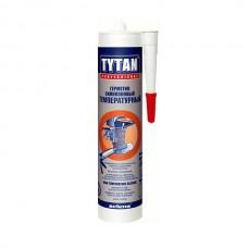 """Герметик """"Tytan"""" силикон.высокотемпературный, красный, 310мл"""