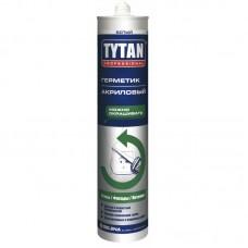 """Герметик """"Tytan"""" акриловый белый, 310мл"""