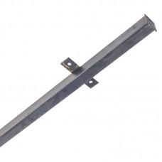 Столб 60*40мм, 3м с планками