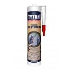 """Герметик для древесины """"TYTAN"""" махагон, 310мл"""