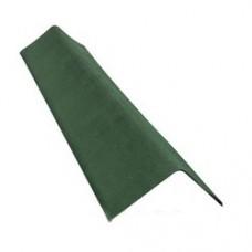 Ветровая на ондулин, 110 см, цвет - зеленый