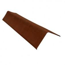 Ветровая на ондулин, 110см, цвет-коричневый