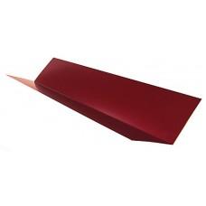 Ендова 15*200см, цвет- вишня