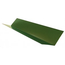 Ендова 15*200см, цвет- темно-зеленый