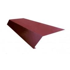 Капельник 100*70*10мм, 2м, цвет- вишня