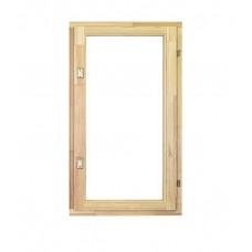Окно деревянное h 0,6*0,9м