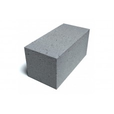 Блок фундаментный (пескобетон полнотелый) ОПТ (от поддона)