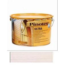 "Антисептик ""Пинотекс Ультра"", цвет - белый, 9л"