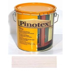 "Антисептик ""Пинотекс Ультра"", цвет - белый, 2,7л"