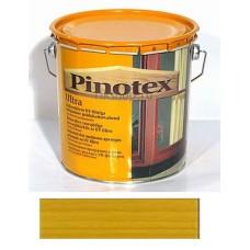 """Антисептик """"Пинотекс Ультра"""", цвет - калужница, 2,7л"""
