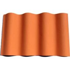 Резиновая краска №11 - оранжевое лето, 6кг