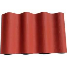 Резиновая краска №2 - черепица красная, 6кг