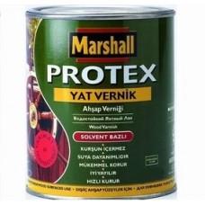 "Лак яхтный ""Marshall Protex Yat"" п/матовый, 9л"