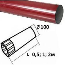 Труба вишня d=100, 0,5м