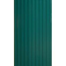 Профнастил С-8, 120*200см, цвет-  зеленый (0,40)