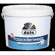 """Краска """"Dufa Retail"""" FASSADENWEISS база 1, 2,5л"""