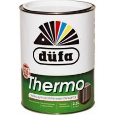 """Эмаль """"Dufa Retail"""" TERMO д/отопит.приборов, белая, 2,5л"""