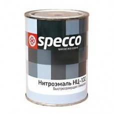 "Эмаль НЦ-132КП ""Specco"" белая, 0,8кг"