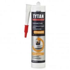 """Герметик """"Tytan"""" для каминов, черный, 280мл"""