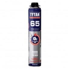 "Монтажная пена ""Tytan 65"" О2 профес., 750мл"