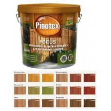 """Антисептик """"Пинотекс FOCUS"""", золотая осень, 0,75л"""
