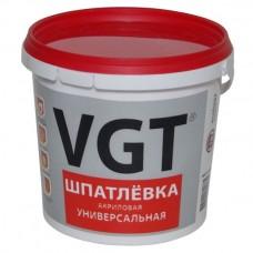 """Шпатлевка акриловая универс. """"ВГТ"""", 3,6кг"""